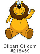 Lion Clipart #218469 by Cory Thoman