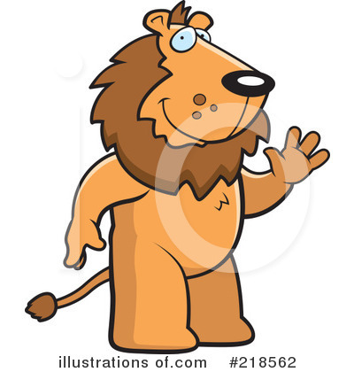 Lion Clipart #218562 by Cory Thoman