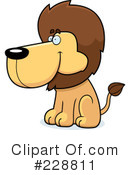 Lion Clipart #228811 by Cory Thoman