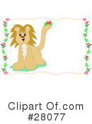 Lion Clipart #28077 by bpearth