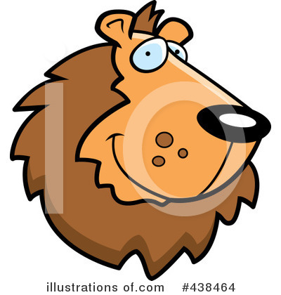 Lion Clipart #438464 by Cory Thoman
