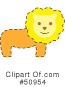 Lion Clipart #50954 by Cherie Reve
