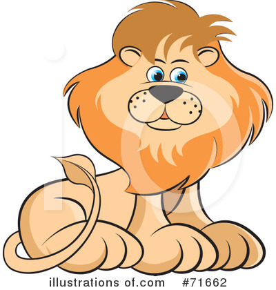 Lion Clipart #71662 by Lal Perera