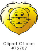 Lion Clipart #75707 by Lal Perera