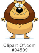 Lion Clipart #94509 by Cory Thoman