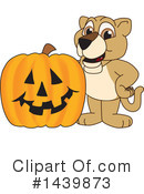 Lion Cub Mascot Clipart #1439873 by Toons4Biz