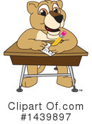 Royalty-Free (RF) Lion Cub Mascot Clipart Illustration #1439897