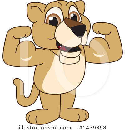 Lion Cub Mascot Clipart #1439898 by Toons4Biz