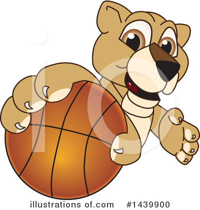 Lion Cub Mascot Clipart #1439900 by Toons4Biz