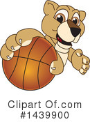 Royalty-Free (RF) Lion Cub Mascot Clipart Illustration #1439900