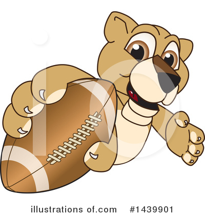 Lion Cub Mascot Clipart #1439901 by Toons4Biz