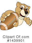 Royalty-Free (RF) Lion Cub Mascot Clipart Illustration #1439901