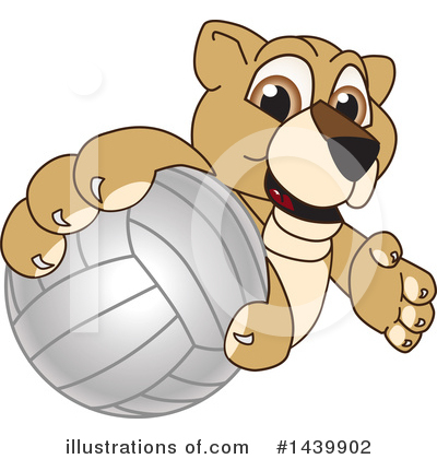 Lion Cub Mascot Clipart #1439902 by Toons4Biz