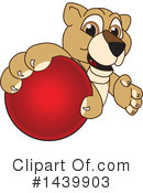 Royalty-Free (RF) Lion Cub Mascot Clipart Illustration #1439903