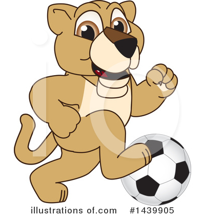 Lion Cub Mascot Clipart #1439905 by Toons4Biz