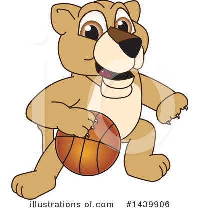Lion Cub Mascot Clipart #1439906 by Toons4Biz