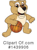 Royalty-Free (RF) Lion Cub Mascot Clipart Illustration #1439906