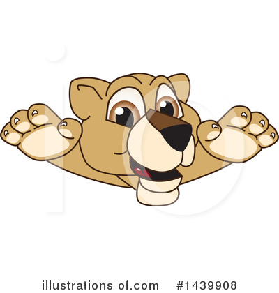 Lion Cub Mascot Clipart #1439908 by Toons4Biz