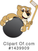 Royalty-Free (RF) Lion Cub Mascot Clipart Illustration #1439909