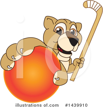 Lion Cub Mascot Clipart #1439910 by Toons4Biz