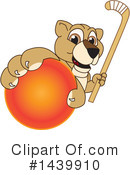 Royalty-Free (RF) Lion Cub Mascot Clipart Illustration #1439910