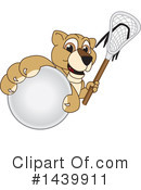 Royalty-Free (RF) Lion Cub Mascot Clipart Illustration #1439911