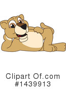 Royalty-Free (RF) Lion Cub Mascot Clipart Illustration #1439913