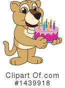 Lion Cub Mascot Clipart #1439918 by Toons4Biz