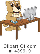 Royalty-Free (RF) Lion Cub Mascot Clipart Illustration #1439919
