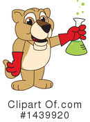 Royalty-Free (RF) Lion Cub Mascot Clipart Illustration #1439920