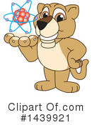 Royalty-Free (RF) Lion Cub Mascot Clipart Illustration #1439921