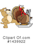 Royalty-Free (RF) Lion Cub Mascot Clipart Illustration #1439922