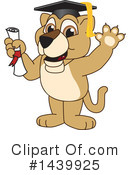Royalty-Free (RF) Lion Cub Mascot Clipart Illustration #1439925