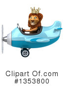 Lion King Clipart #1353800 by Julos