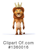 Lion King Clipart #1360016 by Julos