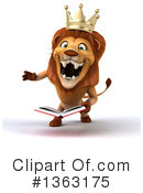 Lion King Clipart #1363175 by Julos
