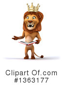 Lion King Clipart #1363177 by Julos