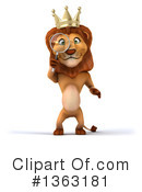 Lion King Clipart #1363181 by Julos