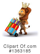 Lion King Clipart #1363185 by Julos