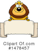 Lion Knight Clipart #1478457