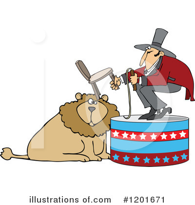 Circus Act Clipart #1201671 by djart