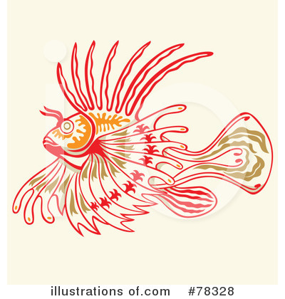 Fish Clipart #78328 by Cherie Reve