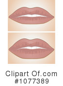 Lips Clipart #1077389 by elaineitalia