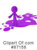 Royalty-Free (RF) Liquid Clipart Illustration #87156
