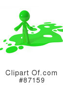 Royalty-Free (RF) Liquid Clipart Illustration #87159