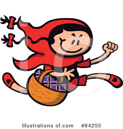 Little Red Riding Hood Clipart #84255 by Zooco
