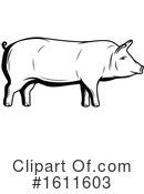 Livestock Clipart #1611603 by Vector Tradition SM