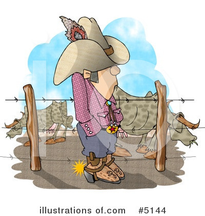 Farmer Clipart #5144 by djart