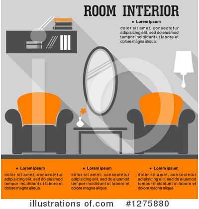 Furniture Clipart #1275880 by Vector Tradition SM