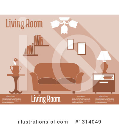 Furniture Clipart #1314049 by Vector Tradition SM